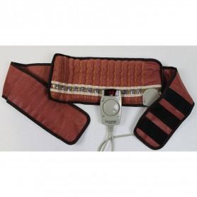 IR Body Heater Bio Amethyst Infra Belt Heat Belt - Infrarød størrelse: Bredde: 200 mm Længde: 1400 mm