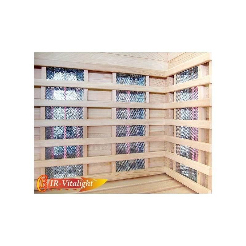 Udgående produkter Sunrise Corner Ceder Sauna Shop Eks