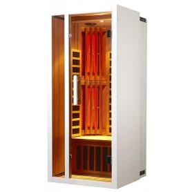 Harmonica en udvidelig infrarød sauna til 1 person