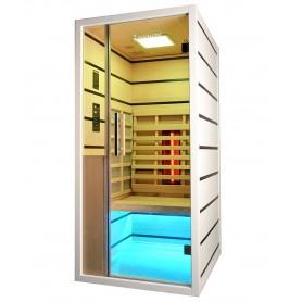 Vælg IR-sauna til 1 person