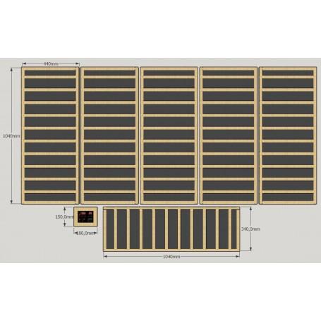 IR Panel Kit 1
