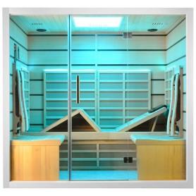 Infrarød sauna Vælg komfort
