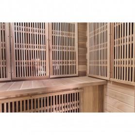 Sauna Apollon Tourmaline 4 personer