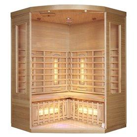 Sauna Ember til 3 personer