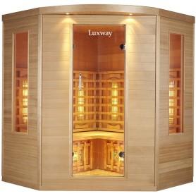 Sauna Ember til 4 personer