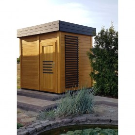Udendørs sauna Lilly
