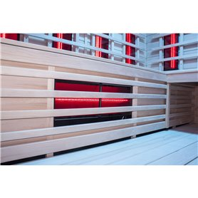Multi-sauna Heatway Corner-sauna 5-6 personer 42995 - 27