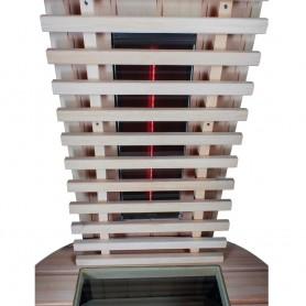 IR sauna Jade enkelt runde 16995 - 4