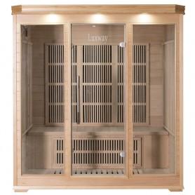 Delfi infrarød sauna til  personer