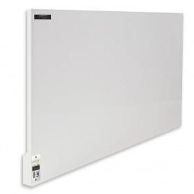 Infrarødt varmeplade hvidt metal 1000w