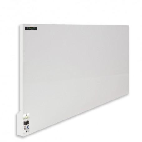 Infrarødt varmeplade hvidt metal 700w