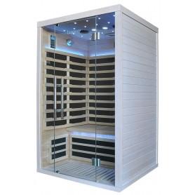 letanvendelige Glossy sauna