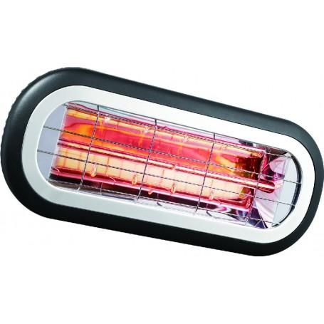 Terrassvärmare Heatway Mini Svart 1500W