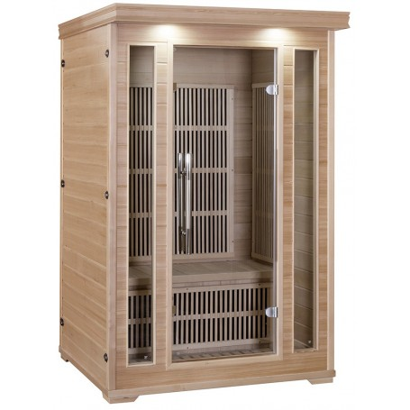 Infrarød sauna Delfi for 2 personer