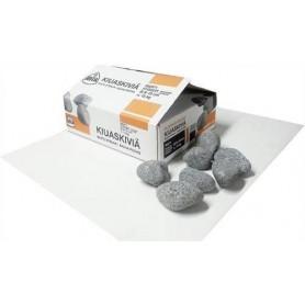 Tilbehør til elektriske opvarmere Saunaen Narvi afrundet 5-10 cm, 15 kg