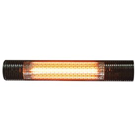 Terrassevarmer HeatWay Cylindro 2000W Sort