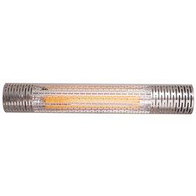 Terrassevarmer HeatWay Cylindro 2000W Sølv