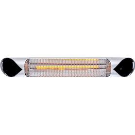 Terrassevarmer Heatway Blade Sølv 2000W