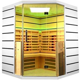 Infrarødt sauna Select hjørne